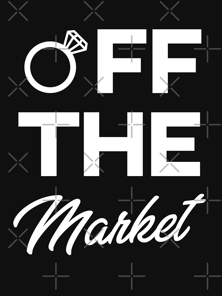 Off The MArket Funny Wedding by with-care