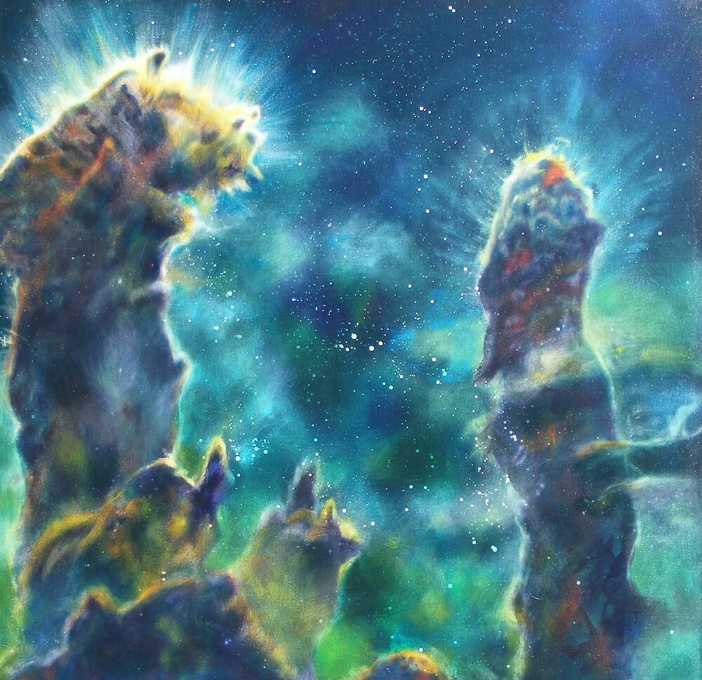 Pillars of Creation by JodiStewart