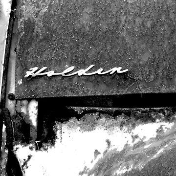 FJ Holden Badge by splashdesign