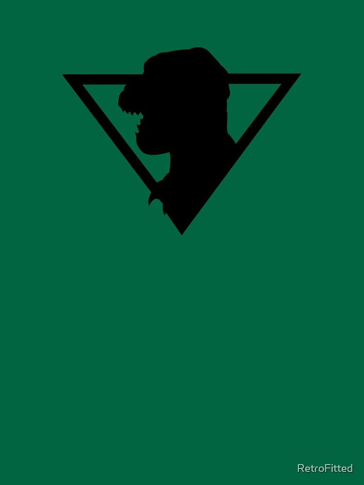 Dino-Riders Logo by RetroFitted