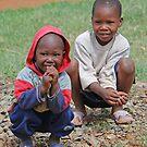 Children of Tanzania by Adrian Paul