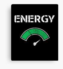 High Energy! Canvas Print