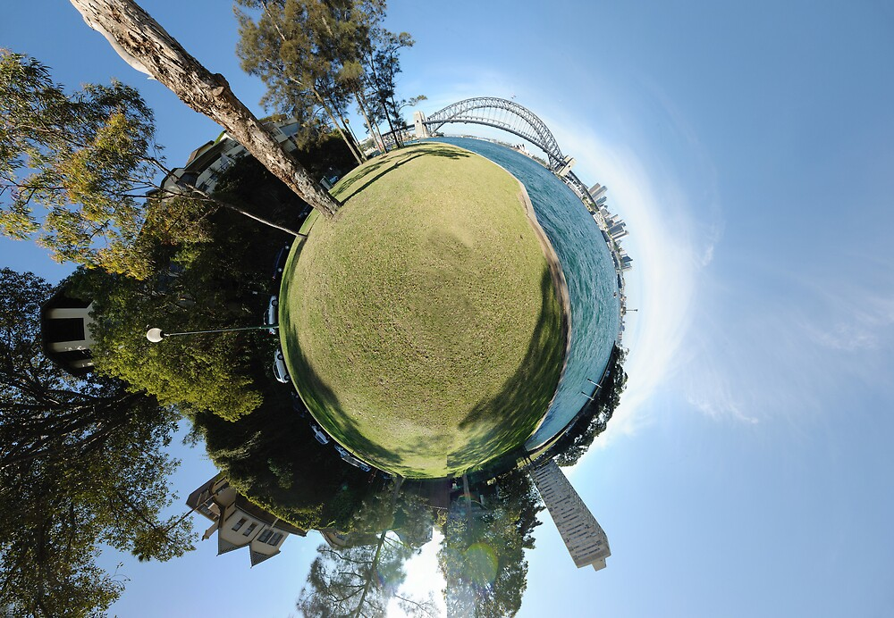 Planet Sydney by natureshues