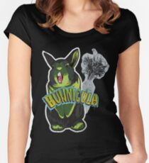 Bunnicula Women's Fitted Scoop T-Shirt