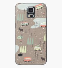 Long and Winding Road Case/Skin for Samsung Galaxy
