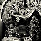 Avalokitesvara Bodhisattva by manumint