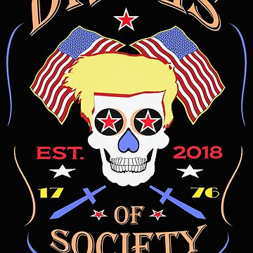 Dregs of Society 2018 by MARTYMAGUS1
