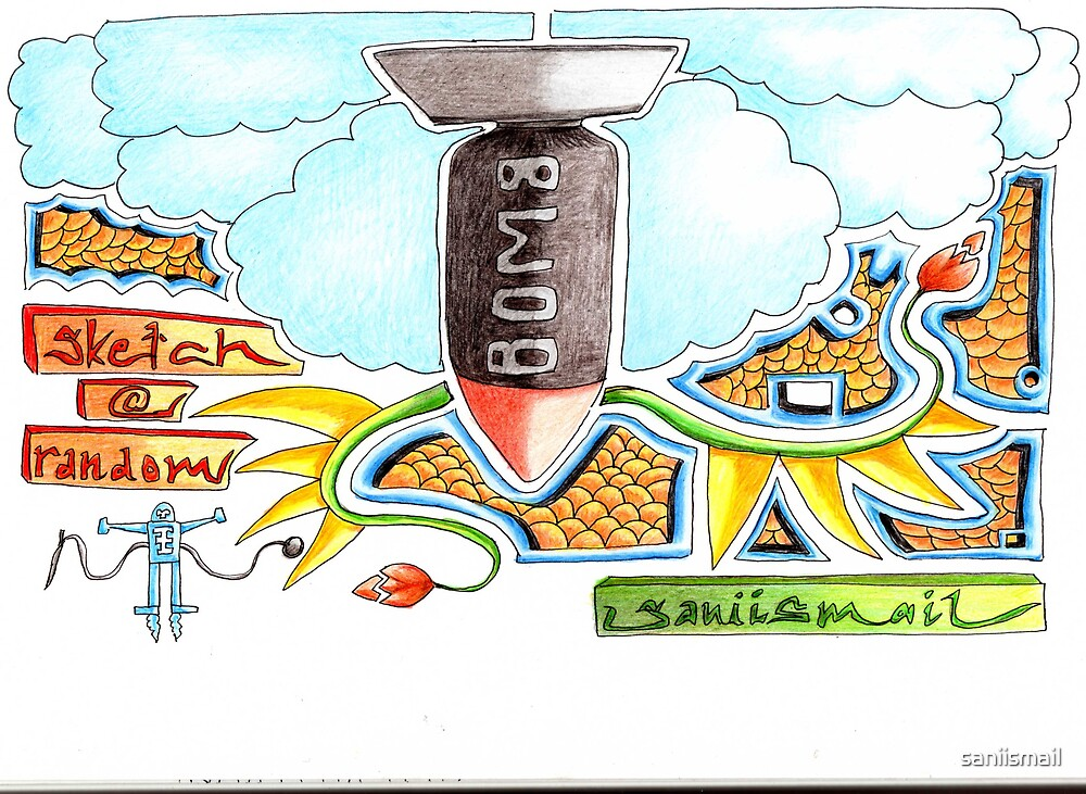 It is a bomb not food by saniismail