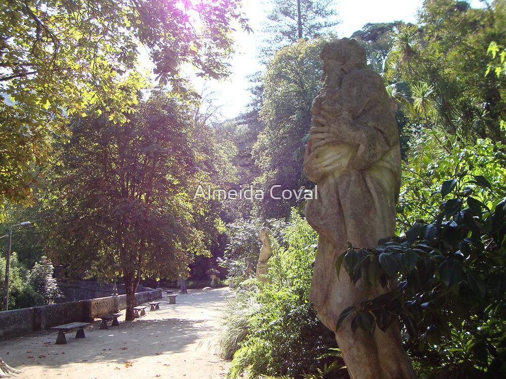 welcome to paradise 60..quinta da regaleira sintra portugal.. by Almeida Coval