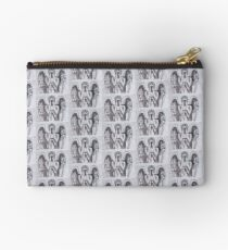 Sketchy Weeping Angel Studio Pouch
