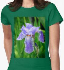 Purple Rain Women's Fitted T-Shirt