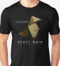Heavy Rain - The Origami Killer Unisex T-Shirt