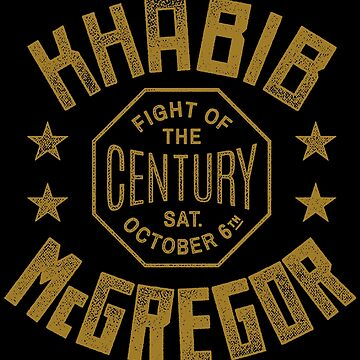 Khabib X McGregor: Fight of the Century by MillSociety