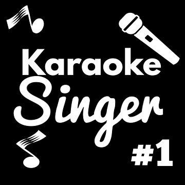 Karaoke singer by phys