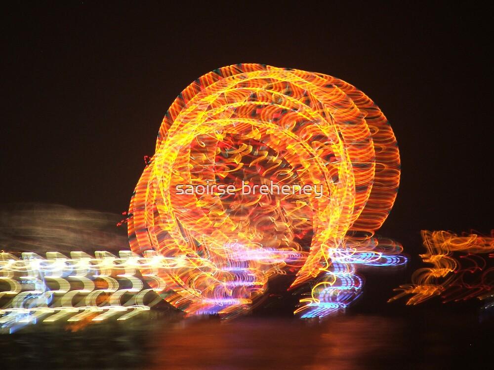 Wheel of fire. by saoirse breheney
