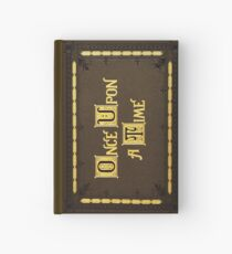 Once Upon A Time - Henry's book Hardcover Journal