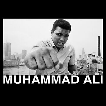 Muhammad Ali picture by leologie