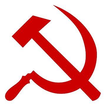 Communism communist manifesto hammer sickle by KingZel