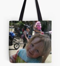 Elsie at South Bank Tote Bag