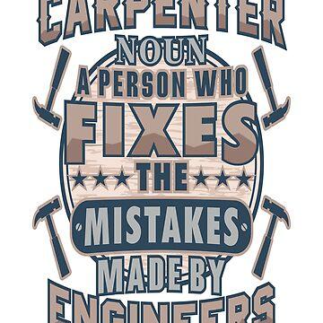 Carpenter - Woodworker by kai0182