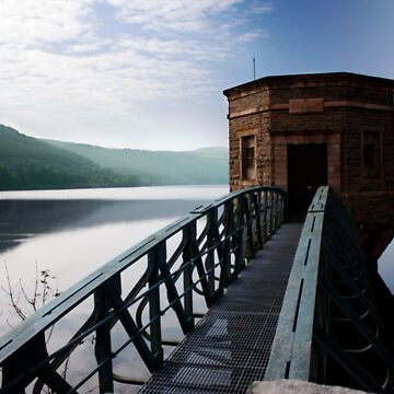 Talybont Reservoir by AndeanGnat