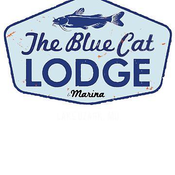 Blue Cat Lodge on Lake Ozark by MelanixStyles