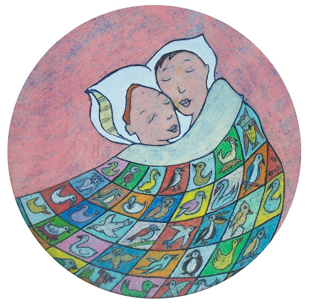 Bedtime by Roger  Settle