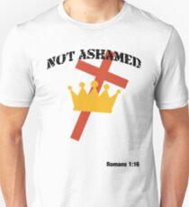 Not Ashamed (light tee) Unisex T-Shirt