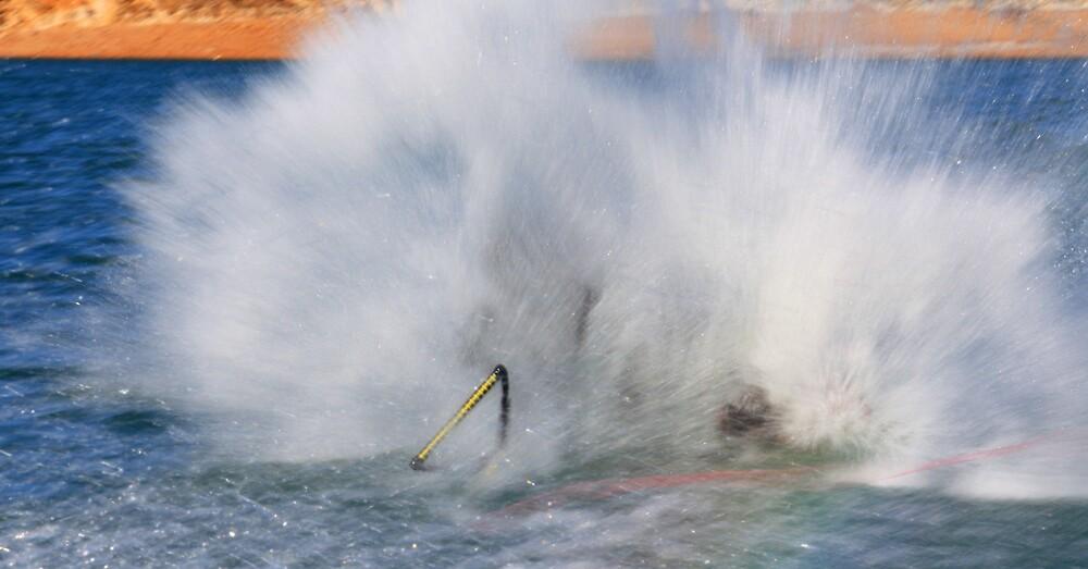 Splashdown by Marcus Singline