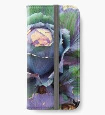 Purple Cabbage iPhone Wallet/Case/Skin