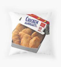 Chicken Nuggets Dekokissen