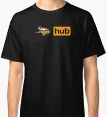 Minnesota Vikings Porn Hub Classic T-Shirt