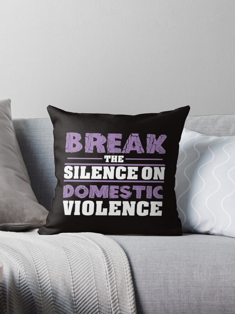 Break the Silence on Domestic Violence by UpliftingChange