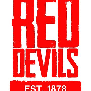 Red Devils by Nkioi