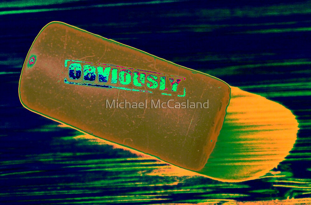 Obviously by Michael McCasland
