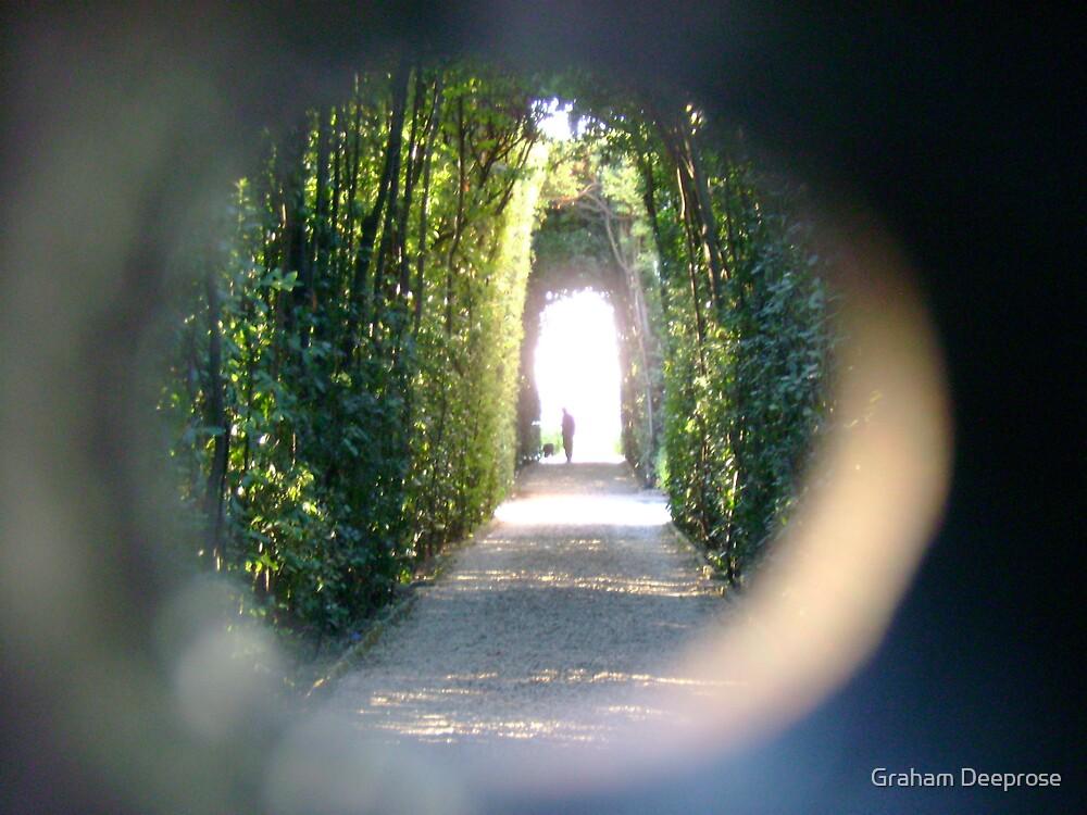The Secret Garden by Graham Deeprose