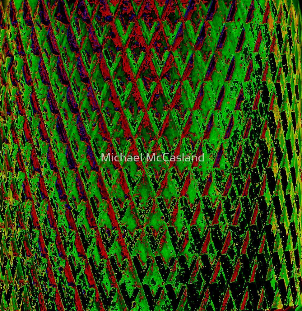 Pattern Series #5 by Michael McCasland