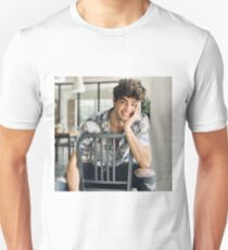 Noah Centineo Slim Fit T-Shirt