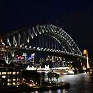 Sydney Harbour Bridge by Caroline Scott