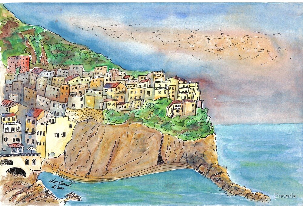 Italy by Enoeda