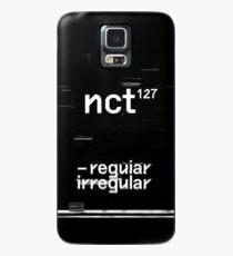NCT 127 - Regular-Irregular Case/Skin for Samsung Galaxy