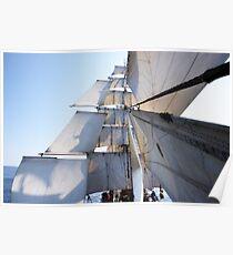 Under Full Sail Poster