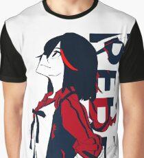 Kill la Kill - Rebel Ryuko Graphic T-Shirt
