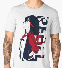 Kill la Kill - Rebel Ryuko Men's Premium T-Shirt