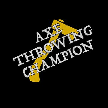 Axe throwing champion by bumblethebee