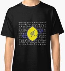 Lemon - Midnight Is Where the Day Begins Classic T-Shirt