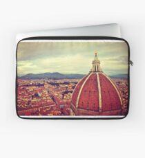 Blick vom Dom, Florenz Laptoptasche