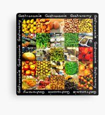 Gastronomy Metal Print