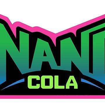 Nano Cola  by SanneLiR