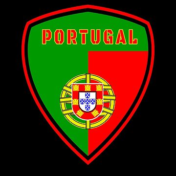 Portugal coat of arms by Rocky2018
